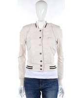 Giacca in pelle Guess  W44N26 W5X00 Giacca Donna