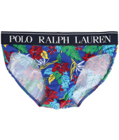 Polo Ralph Lauren Slip Flower Hawaii all-over blu