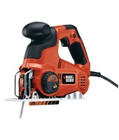 Black & Decker KSTR8k - Seghetto alternativo Zenit Autoselect 600 W