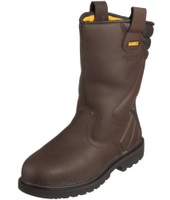 Dewalt Rigger, Stivale Uomo Casual 10 UK marrone