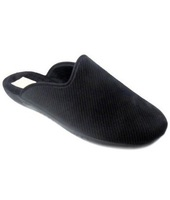 Pantofole Diamante  CIABATTA  - ALAC2876 RIGATO NERO