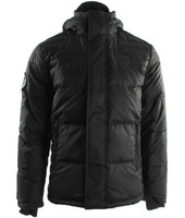Piumino Puma  Varsity Down Jacket Black