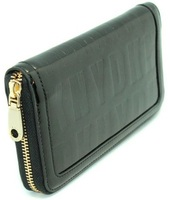 Portafoglio Dkny  431521004 - portafoglio cerniera CH Nero DKNY