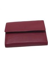 Portafoglio Roncato  portafoglio donna con patta in pelle colore rosso