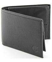Portafoglio Timberland  TB0M5078 nero portafoglio uomo trifold wallet