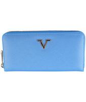 Portafoglio Versace  Blu Portafogli 5VXM86117