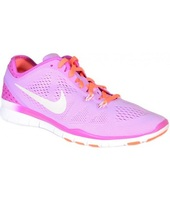 Scarpe Nike  W Free 5.0 Tr Fit 5 Brthe Scarpe Sportive Donna Fuxia Tela 7189