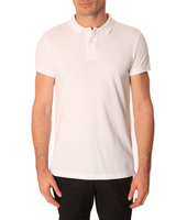 Menlook Label Colin White Polo