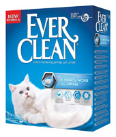 Ever Clean Unscented Extra Strong Clumping : Sacchetto da 6 L
