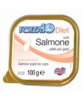 Forza10 solo Diet Salmone dall'Islanda 0.100 kg