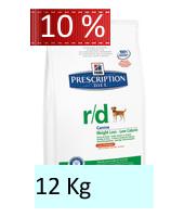 Hill's Prescription Diet r/d Canine : 12 Kg
