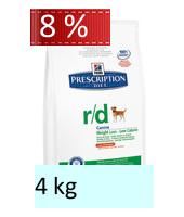 Hill's Prescription Diet r/d Canine : 4 kg