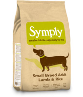 Symply Adult Agnello & Riso Small Breed : 6 kg
