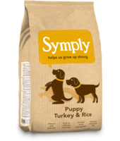 Symply Puppy Tacchino & Riso : 12 kg