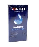 artsana spa Profilattico Control New Nature 2,0 Xtra Lube 6 Pezzi