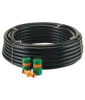 Draper 68261 - Tubo di gomma forato per il giardino, 15 m ø 12 mm