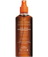 Collistar Abbronzatura Perfetta Olio Secco Superidratante Abbronzante SPF 6 - Spray Solare 200 ml