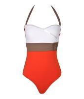 Jog Swimwear Halong - Costume intero - arancione