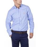 Polo Club Camicia - blu