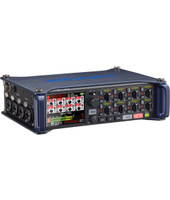 Zoom F8 Multitrack Field Registratore