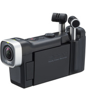 Zoom Q4n Handy Videoregistratore - Nero