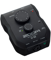 Zoom U-22 Handy Interfaccia Audio