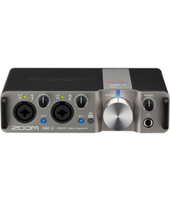 Zoom Uac-2 Usb 3.0 Superspeed Audio Converter Per Mac E Pc