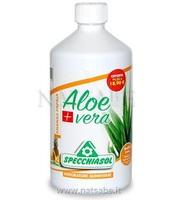Specchiasol Aloe Vera Qualità Extra - Ananas e Papaia - 1 Litro