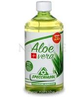 Specchiasol Aloe Vera Qualità Extra - Naturale - 1 litro