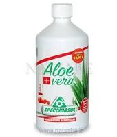 Specchiasol Aloe Vera Qualità Extra - Goji - 1 Litro