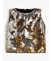 Guess Top Marciano Paillettes Reversibili