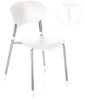 Tomasucci 2 sedie lolli white