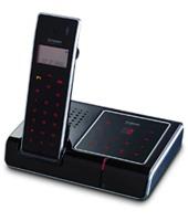 Telefono Cordless Touch Oregon Scientific OS1850 con segreteria telefonica