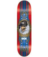 DGK Royal Legion Kalis 8.0'' Skateboard Deck