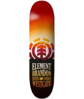 "Element Hues Westgate 8"" Skate Deck"