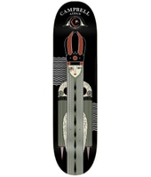 Foundation Bad 'N' Bougie 8.375'' Skateboard Deck