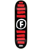 Foundation Doodle Stripe 8.0'' Skateboard Deck