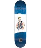 Foundation Servold Metal Slug 8.125 Skateboard Deck