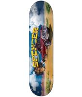 Foundation Spencer Wild Ride 8.375 Skateboard Deck