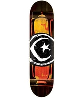Foundation Star & Moon Long Pot 8'' Skateboard Deck