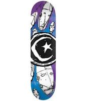 Foundation Star & Moon Robots 7.75 Skateboard Deck