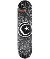 Foundation Star & Moon Yo 8.125'' Skateboard Deck