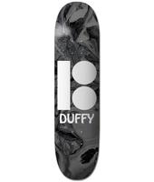 Plan B Duffy Wavy Black Ice 8.25 Skateboard Dec