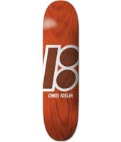 Plan B Joslin Stained 8.25 Skateboard Deck