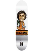 Plan B Mcclung Mvp 8.25'' Skateboard Deck