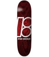 Plan B Sheckler Stained 8.1'' Skateboard Deck