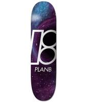 Plan B Team Blackhole 8.25'' Skateboard Deck
