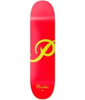 Primitive Classic P Red Gold 8.125 Skateboard Deck