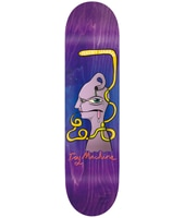 Toy Machine Leabres Face 8.125'' Skateboard Deck