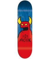 Toy Machine Sketchy Monster 8.0'' Skateboard Deck
